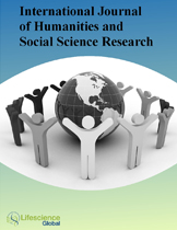 International Journal of Humanities and Social Science Research