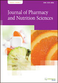 Journal of Pharmacy and Nutrition Sciences